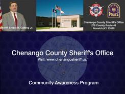 Sheriff Presentation