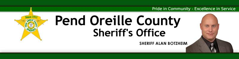 Pend Oreille County Sheriff's Office