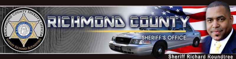 Richmond County GA Sheriff's Office