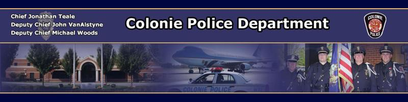 Colonie NY Police Department