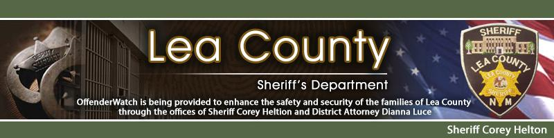 Lea County NM Sheriff's Office