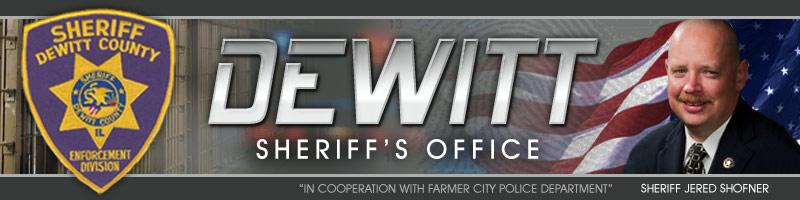 DeWitt County IL Sheriff's Office