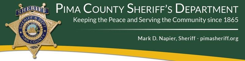 Pima County AZ Sheriff's Department