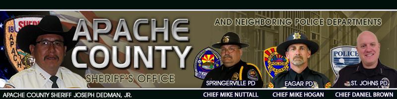 Apache County AZ Sheriff's Office