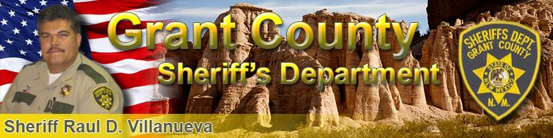 Grant County NM Sheriff's Department