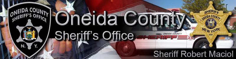 Oneida County NY Sheriff's Office