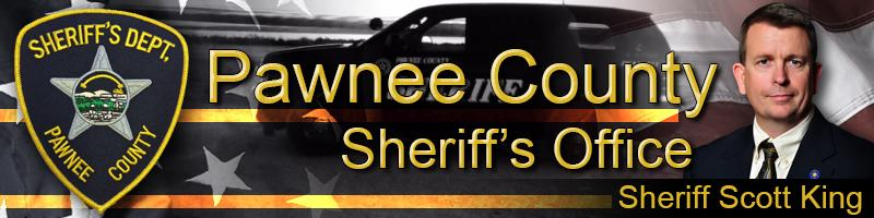 Pawnee County KS Sheriff's Office