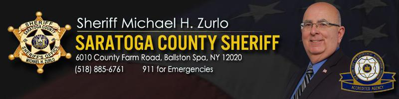 Saratoga County NY Sheriff's Office